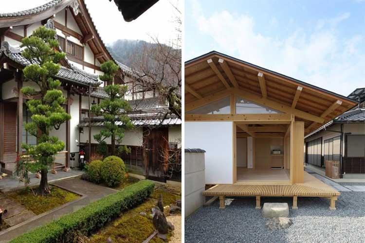 Desain rumah tradisional