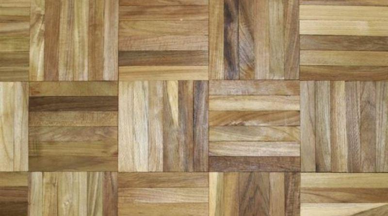pola pemasangan lantai kayu