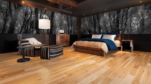 lantai kayu untuk kamar