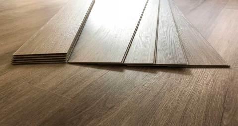 vinyl motif kayu
