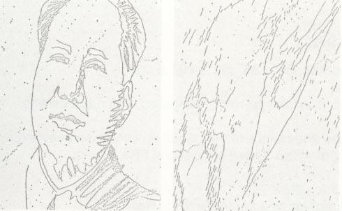 ANDY WARHOL Mao Tse Tung. Pop Art, Edition Prints and