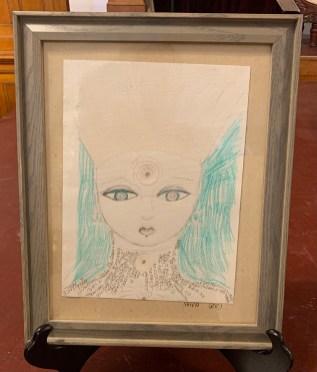 Face #1 Assorted Framed $125.00