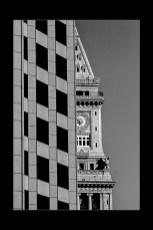 Boston Custom House Photograph Framed $135.00