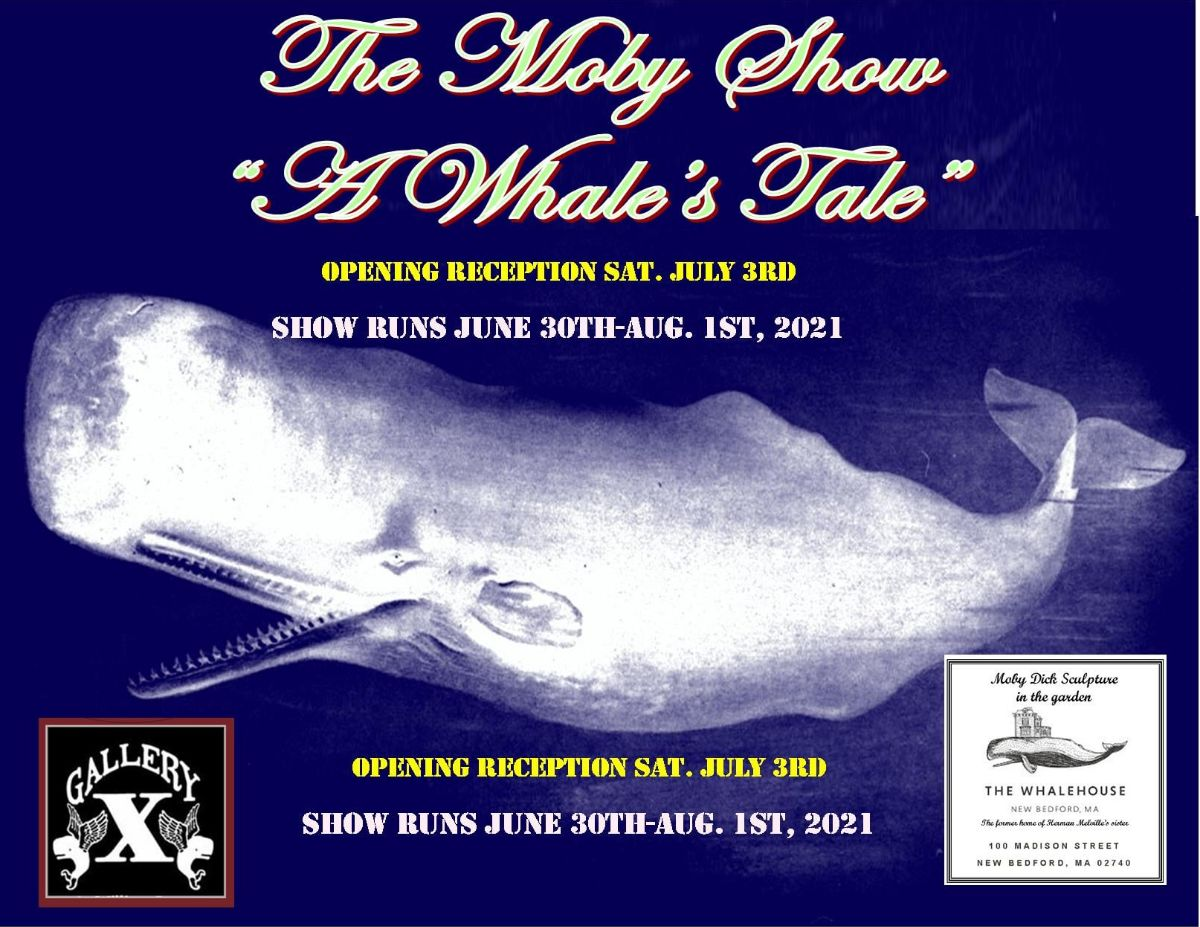 """The Moby Show: """"A Whale's Tale"""""""