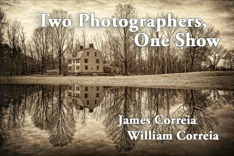 Two Photographers, One Show