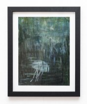 Deep Down Acrylic Matted, framed $100.00