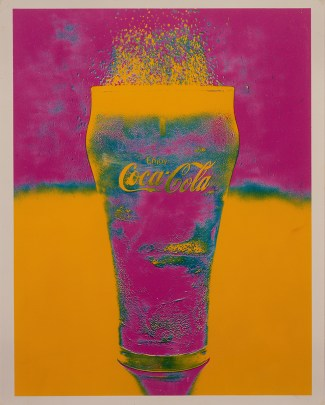 """Coca Cola"" by William Correia"