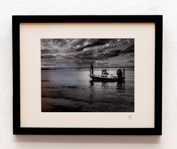 Janine Simmons The Fisherman, 2020 Photograph $140