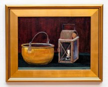 Lisa Batch Pioneer Helpers Acrylic $400.00