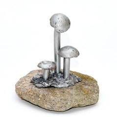 Timothy Michael Hetland Sopps (Norwegian for Mushrooms) Metal $350