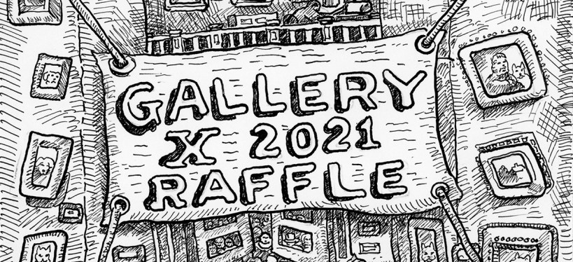 The Amazing Art Raffle & Silent Auction