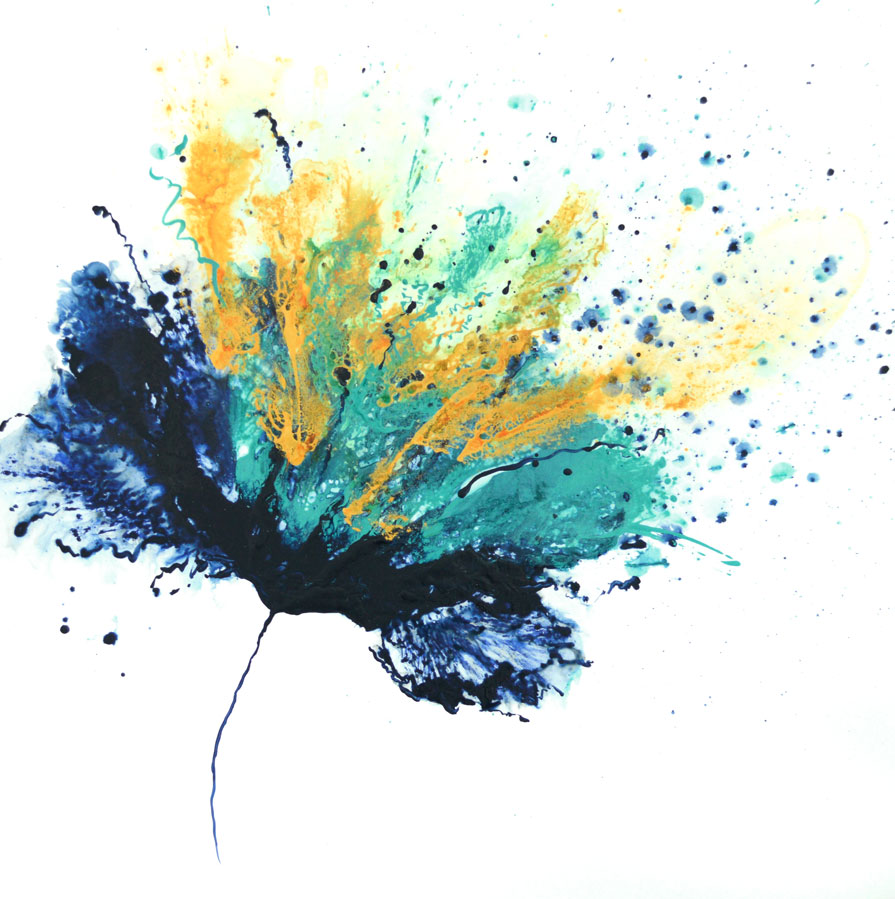 floral and flower paintings