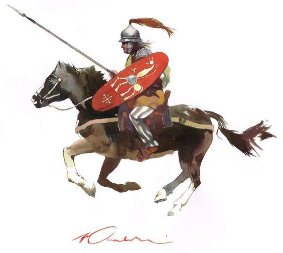 Vincent Pompetti from the Gallic War - La Guerre des Gaules