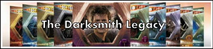 The Darksmith Legacy Covers