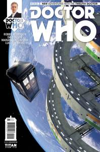 Doctor Who - The Twelfth Doctor #4  - Cover B