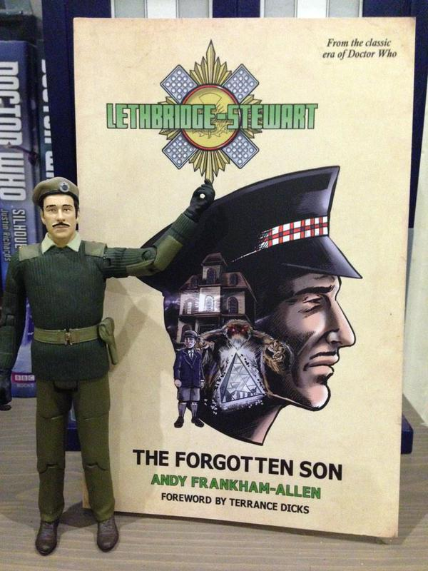 Lethbridge-Stewart : The Forgotten Son
