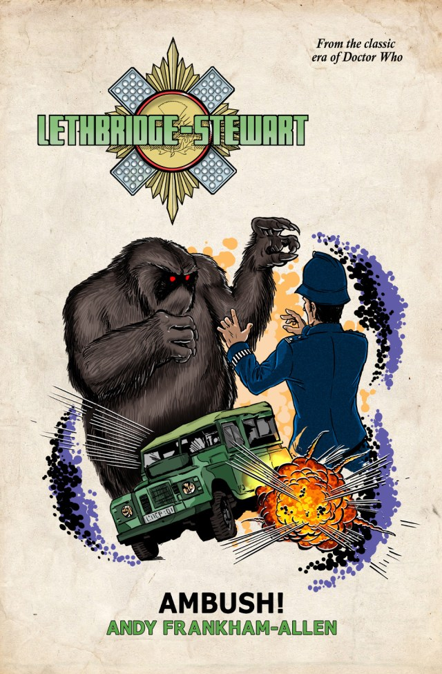 Lethbridge-Stewart Ambush ebook
