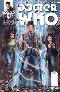 The Tenth Doctor #13