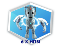 Cyberman Attack Jeu 3