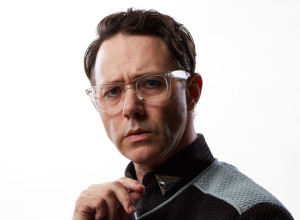 Picture shows: Reece Shearsmith