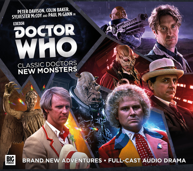 Classics doctors new monsters