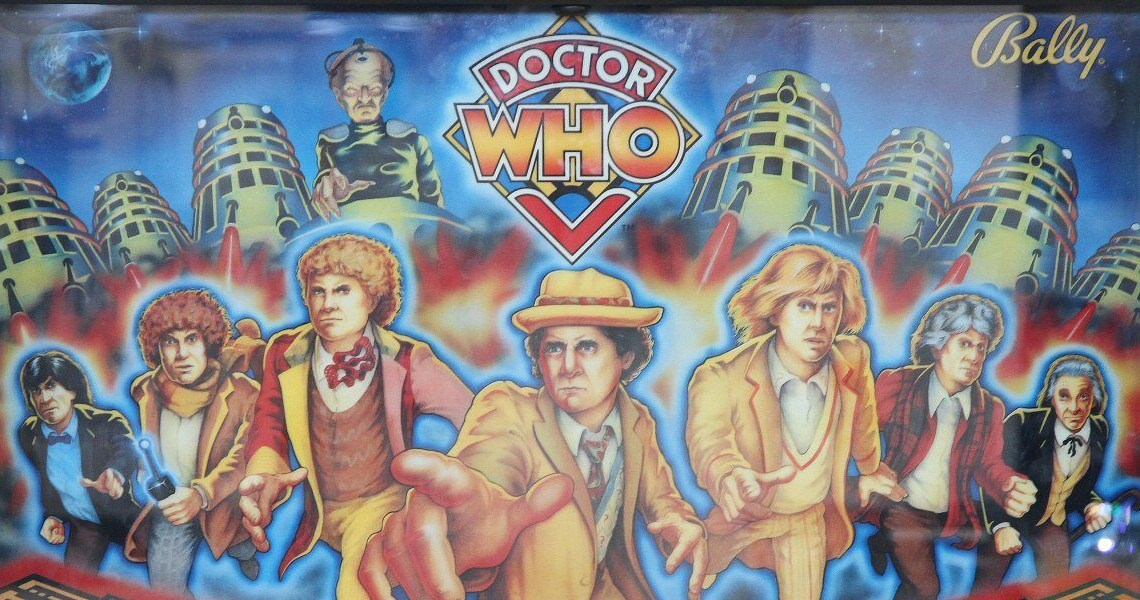 Crowdfunding pour le flipper Doctor Who