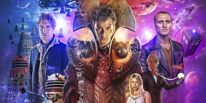 Time Lord Victorious : Une aventure multiplateforme