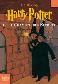 Harry Potter et la Chambre des Secrets  Folio Junior  Folio Junior  GALLIMARD JEUNESSE  Site