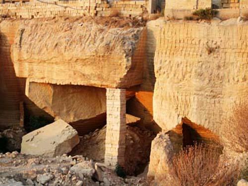 Cave di carparo Mater Gratiae