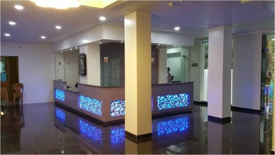 Reception of New Wing