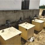Bio Digester toilet tanks