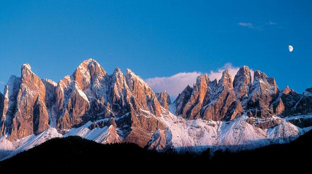 Agriturismo in Alto Adige vacanze in inverno  gennaio