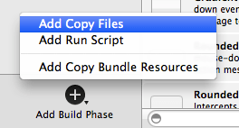 Add copy files stage