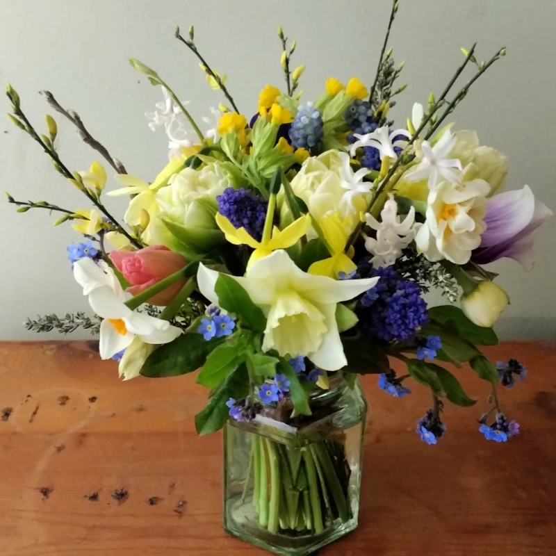 Order a delivery of locally grown, seasonal flowers from ...