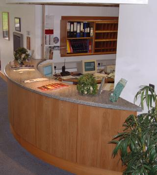 Granite Kitchen Worktops And Work Surfaces