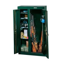 Double Doors: Stack On 10 Gun Cabinet Double Door