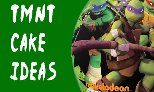Easy TMNT Cake Ideas : Make It From Scratch Or Use This Decorating Kit!