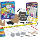 Magic Crystals Growing crazy cystals science kit