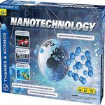 explore the wonderful small world of nanotechnology with this kit.