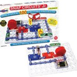 Snap Circuits Jr. Electronic discovery kit for kids