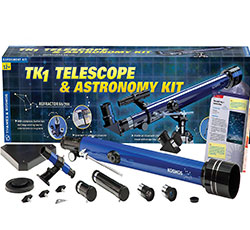 Telescope and Astronomy science kit for kids