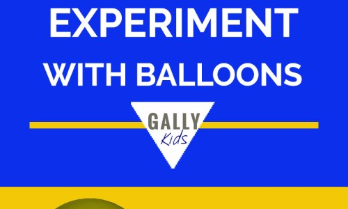 Magical Science Experiment With Balloons