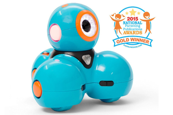 Wonder Workshop Dash Robot - it's not just a car, it's a robotic car and one that kids can easily assemble.