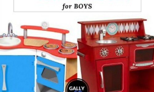 Best Boys Play Kitchen Sets 2019: Great For Pretend Play