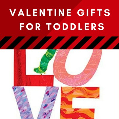 More than 16 different ideas for cool valentine gifts for toddlers.