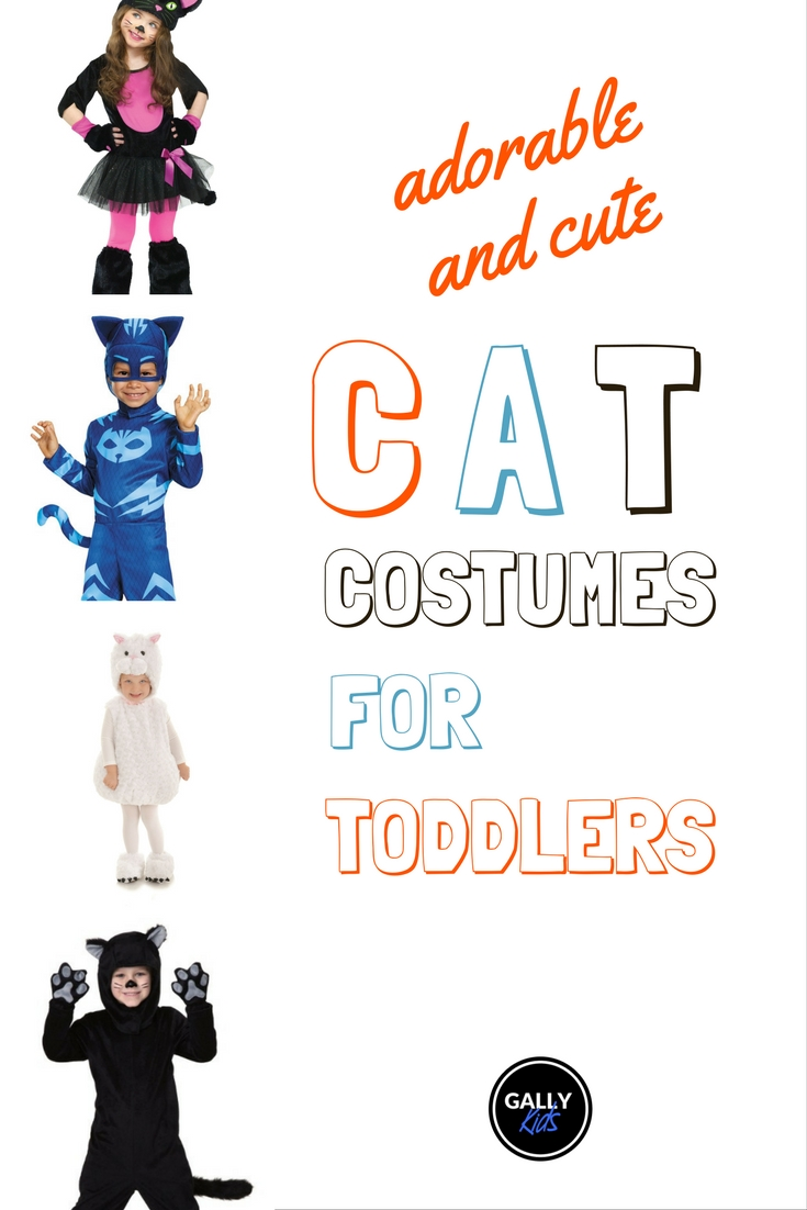 Kids Cat Halloween Costumes That Look So Adorable And Catty!