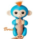 Boris Fingerling Toy. The Fingerling toy who likes to laugh. Robotic and electronic pet that kids are going to love to collect.