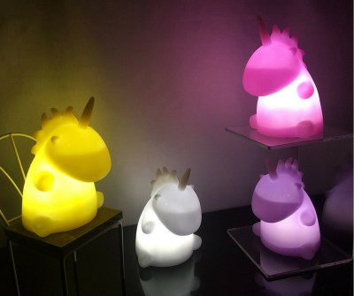 Unicorns - love em! Great for baby's night light or  for older kids who like to go to sleep with some light one.