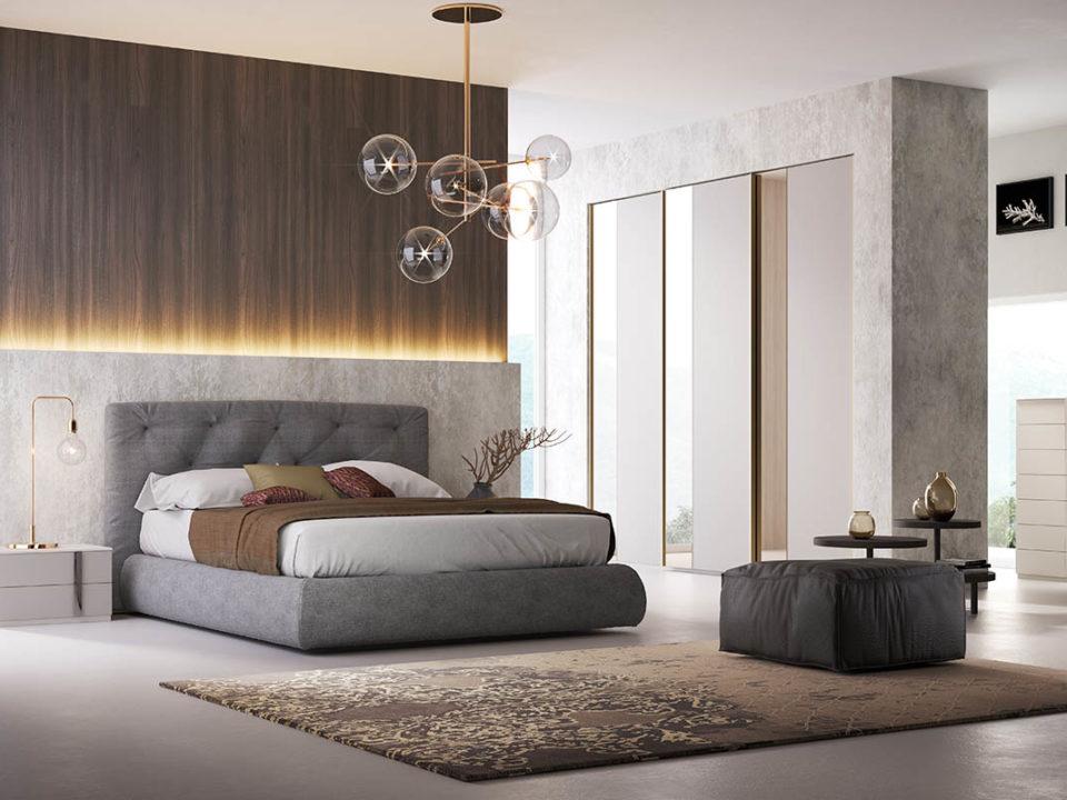 I mobili sangiacomo per la zona notte sono caratterizzati da uno stile originale, fresco e dinamico, ma allo stesso tempo semplice ed essenziale. Camere Da Letto Galm Design
