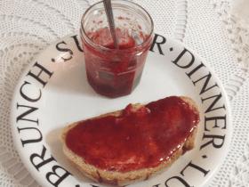 Συνταγή: Μαρμελάδα Φράουλα